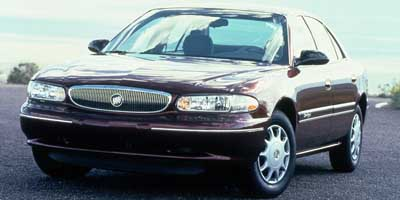 1999 Buick Century 4dr Sdn Limited