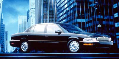 1999 Buick Park Avenue 4dr Sdn Ultra