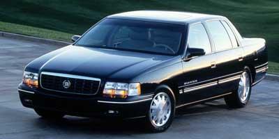 1999 Cadillac De Ville