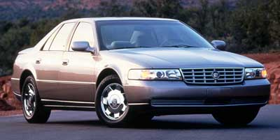 1999 Cadillac Seville 4dr Luxury Sdn SLS