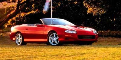 1999 Chevrolet Camaro 2dr Convertible Z28