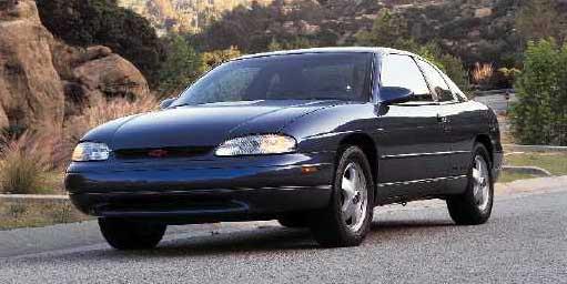 1999 Chevrolet Monte Carlo 2dr Cpe Z34