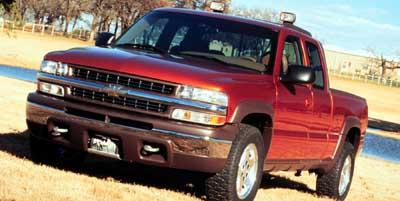 1999 Chevrolet Silverado 1500 Ext Cab 157.5' WB 4WD LS