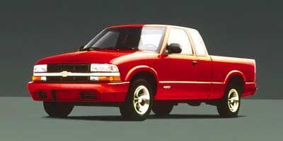 1999 Chevrolet S10 Pickup LS