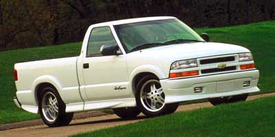 1999 Chevrolet S10 Pickup Ext Cab 123' WB LS Xtreme