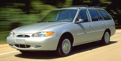 1999 Ford Escort 4dr Wgn SE