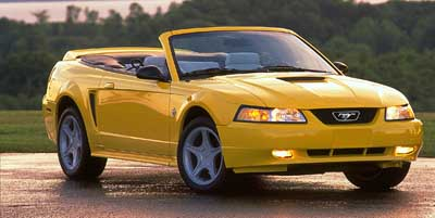 1999 Ford Mustang 2dr Convertible SVT Cobra