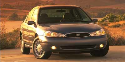 1999 Ford Contour 4dr Sdn SE