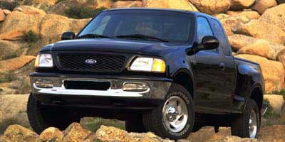 1999 Ford F150 Supercab Flareside 139' 4WD Lariat