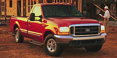 1999 Ford F250 Supercab 158' XLT