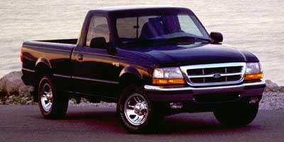 1999 Ford Ranger Reg Cab 112' WB XLT 4WD