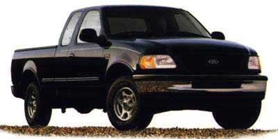 1999 Ford F250 Reg Cab 139' XLT