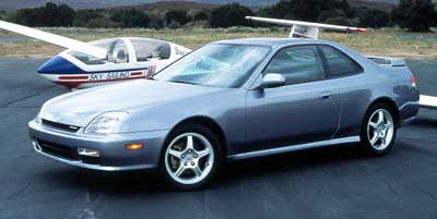 1999 Honda Prelude SH