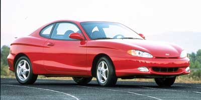 1999 Hyundai Tiburon FX