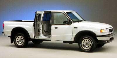 1999 MAZDA B-Series Pickup SE