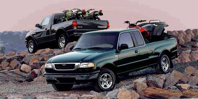 1999 MAZDA B-Series Pickup SX