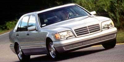 1999 Mercedes-Benz S 320