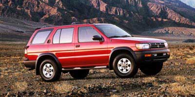 1999 Nissan Pathfinder XE
