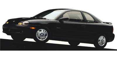 1999 Plymouth Neon Competition