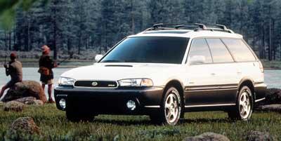 1999 Subaru Outback Limited