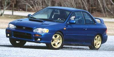 1999 Subaru Impreza RS
