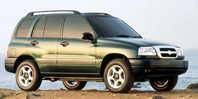 1999 Suzuki Vitara JX