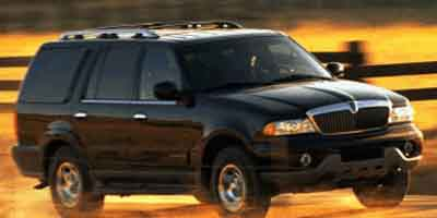 2002 Lincoln Navigator
