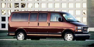 1999 GMC Savana 3500