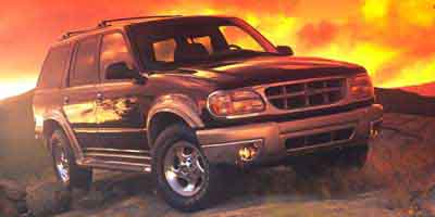 1999 Ford Explorer 4dr 112' WB Limited 4WD
