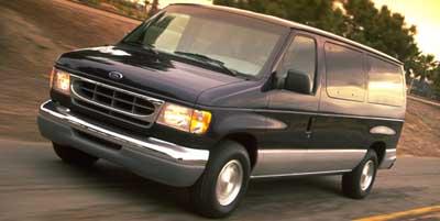 1999 Ford E-150 and Econoline 150 E-150 XL