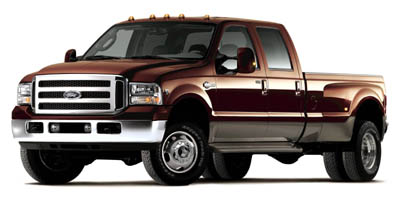 2005 Ford F350 King Ranch
