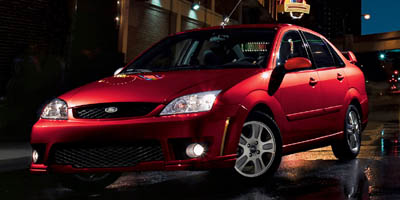 2006 Ford Focus 4dr Sdn ZX4 ST