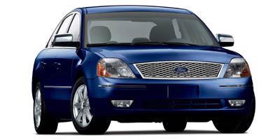2006 Ford Five Hundred 4dr Sdn Limited AWD