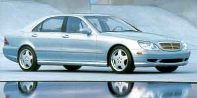 2001 Mercedes-Benz S 430