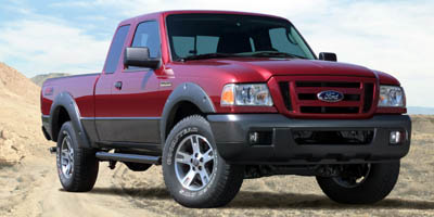 2006 Ford Ranger 4dr Supercab 126' WB FX4 Off-Rd 4WD