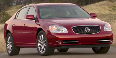 2006 Buick Lucerne 4dr Sdn CXS