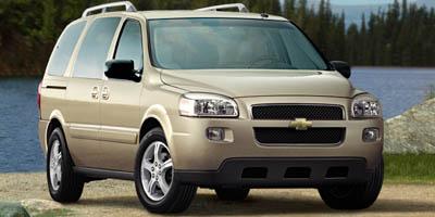 2006 Chevrolet Uplander 4dr Ext WB FWD LT w/2LT