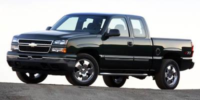 2006 Chevrolet Silverado 1500 Ext Cab 143.5' WB 2WD Work Truck
