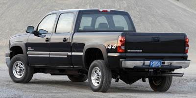 2007 Chevrolet Silverado 2500 2WD Crew Cab 153' LS