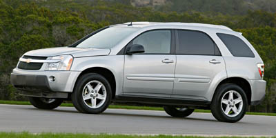 2006 Chevrolet Equinox 4dr 2WD LS