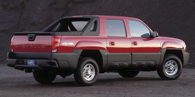 2006 Chevrolet Avalanche 2500 5dr Crew Cab 130' WB 4WD LS