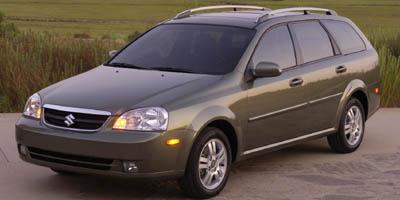 2006 Suzuki Forenza Premium