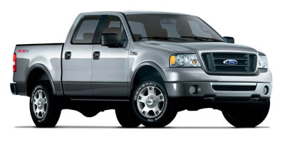2006 Ford F150 SuperCrew 150' FX4 4WD