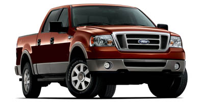 2007 Ford F150 2WD SuperCrew 139' King Ranch