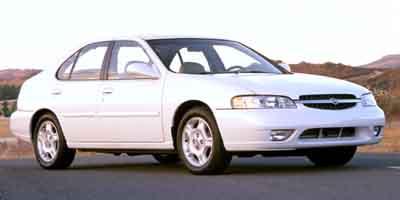 2001 Nissan Altima XE