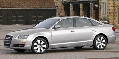 2006 Audi A6 3.2