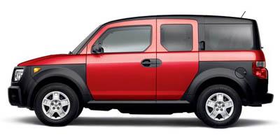 2006 Honda Element 4WD LX MT