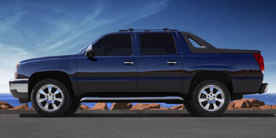 2006 Chevrolet Avalanche 1500 5dr Crew Cab 130' WB 2WD Z66