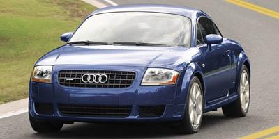 2006 Audi TT 2dr Cpe quattro Manual