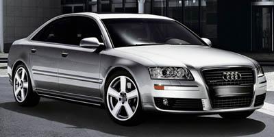 2006 Audi A8 4dr Sdn 4.2L quattro Auto